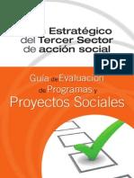 Guía Evaluacion de proyectos sociales