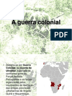 Powerpoint Guerra Colonial