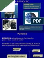 Petróleo - Clase 18