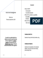PKPD for Beginners (4)
