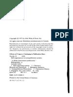 Self Organization in Nonequilibrrium Systems - Prigogine
