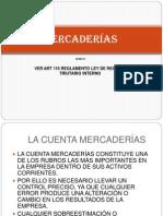 CTA. MERCADERÍAS