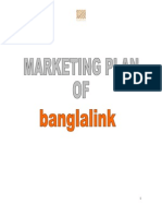 Marketing Plan of Bang La Link