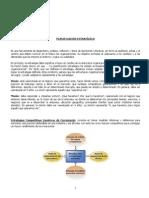 Planificación Estrategica Apuntes UNAP
