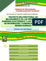 Presentacion Proyecto SGDIS-GRH