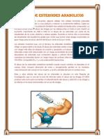 Abuso de Esteroides Anabolicos