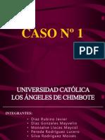 Casos Clinicos - De Patologia - Odontologia - IV Ciclo
