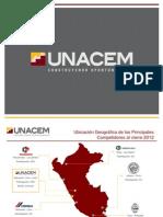 UNACEM - Información corporativa