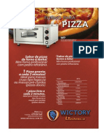 Forno Para Pizza WP - Wictory Ltedesco