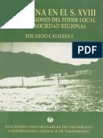 Cavieres Eduardo - La Serena en El Siglo Xviii - Las Dimensiones Del Poder Local en Una Sociedad Regional