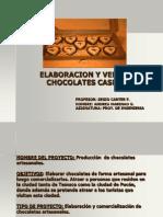 Presentacion CHOCOLATES