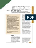 v112n04p287 Precipitation Rhodium Fron CuSO4 Solution
