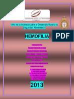 If Ensayo de Hemofilia