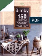 Livro Bimby - 150 Receitas - As Melhores de 2012