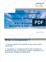 Basic Types of Compressors