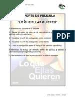Epiedras_Reporte de Pelicula-Lo Que Ellas Quieren
