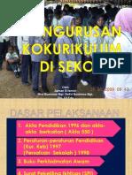 Pengurusan Koko Di Sekolah-NOTA 5