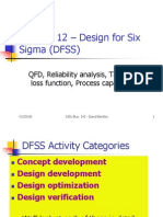 Ch12_Design for Six Sigma