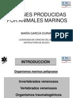 II JT FEDAS 2011 Actualización Medicina Acuática Subacuática  Ucias_ MARIA GARCIA