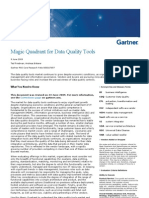 Magic Quadrant for Data Quality Tools June 2009