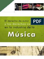 Derechos de Autor en Musica