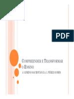 20sacristancompreenderetransformaroensino-130219112047-phpapp01