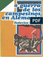 Engels - La Guerra de Los Campesinos
