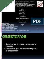 Hepatitis c Yajaira Rosales IV Ciclo Odontologia