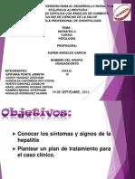 Hepatitis c Jessusan Godoy IV Ciclo Odontologia
