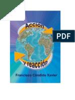 Accion-reaccion Francisco Candido Xavier