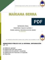 Ministerio Public Odel a Defensa