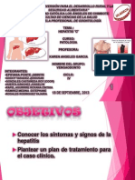 Hepatitis c Josselyn Huerta Odontologia IV Ciclo
