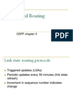 OSPF part I
