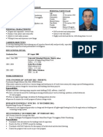 ® Resume™Latest Okt 2012 - Mohd Muzammil bin Mohiddn