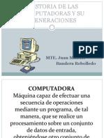 HISTORIA DE LAS COMPUTADORAS Y SU GENERACIONES.ppt
