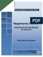 Reglamento Interno AEDSO 2013