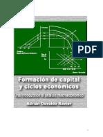Formación de capital y ciclos económicos