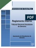 Reglamento TEED 2013