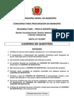 Prova1etapa-Cadernoquestoes011207