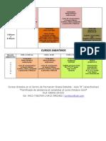 Orario Completo 2013-2014 a Colori
