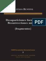 Buntinx_desapariciones_forzadas_resurecciones_míticas
