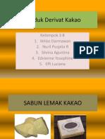 Derivat Sabun Lemak Kakao