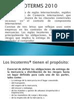 INCOTERMS 2010 (parteI)