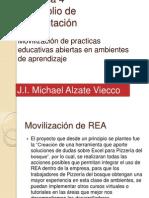Practica 4 -Movilizacion de Practicas Abiertas en Ambienes de Aprendizaje