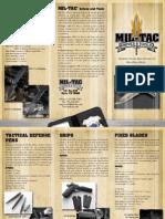 MIL TAC Brochure