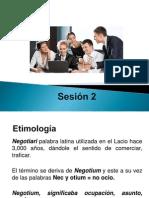 Sesion 02 - Proceso