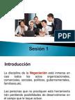 Diapositiva Nº 001 -Negociación, Conflictos y Paradigmas