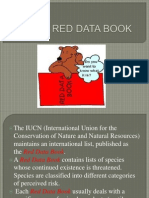 The Red Data Book