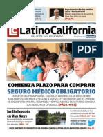 LatinoCalifornia octubre 2013