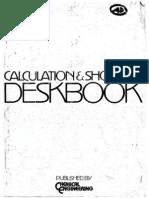 Calculation Desk Book